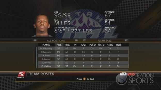 NBA 2K10 Screenshot #91 for Xbox 360