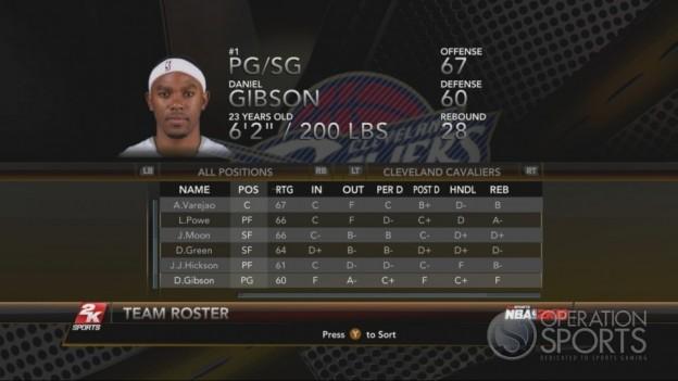 NBA 2K10 Screenshot #105 for Xbox 360