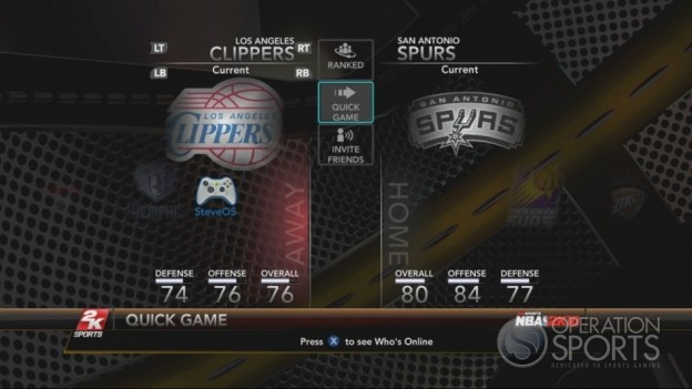 NBA 2K10 Screenshot #123 for Xbox 360