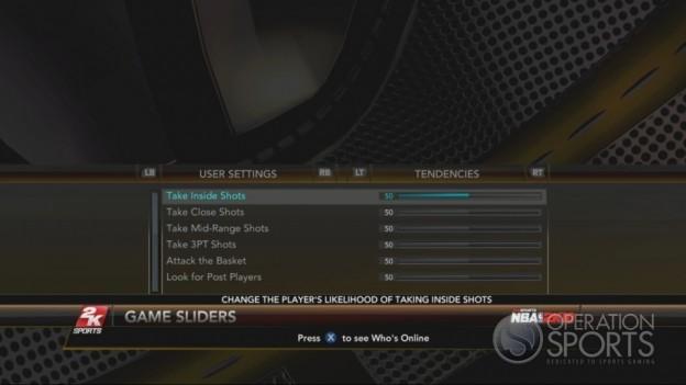 NBA 2K10 Screenshot #132 for Xbox 360