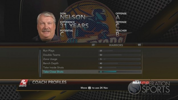 NBA 2K10 Screenshot #142 for Xbox 360