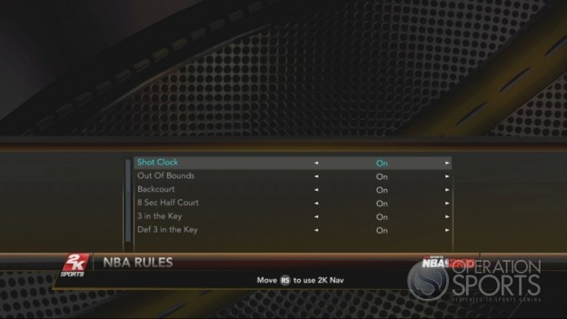 NBA 2K10 Screenshot #145 for Xbox 360