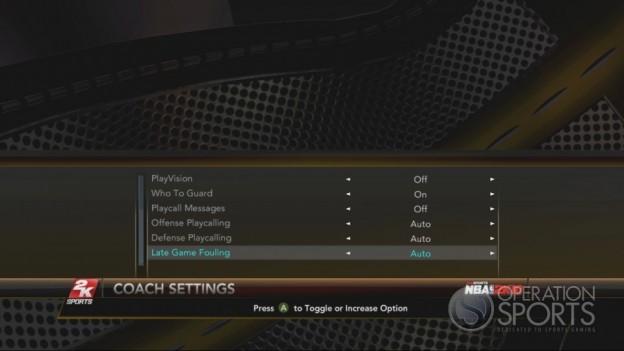 NBA 2K10 Screenshot #146 for Xbox 360