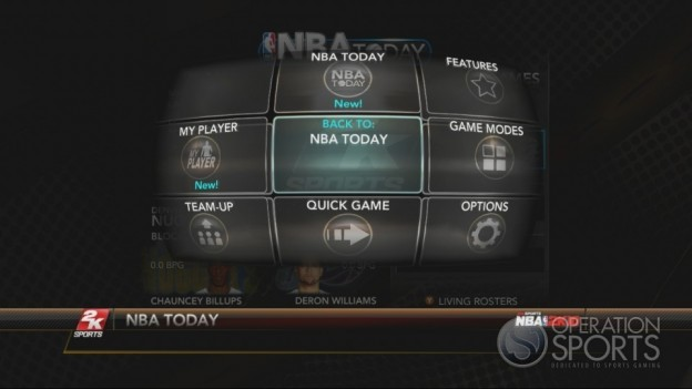 NBA 2K10 Screenshot #160 for Xbox 360