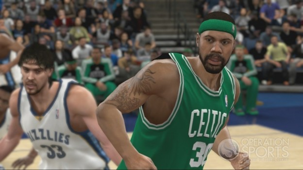 NBA 2K10 Screenshot #175 for Xbox 360