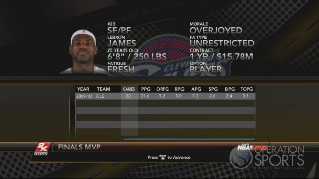 NBA 2K10 Screenshot #181 for Xbox 360