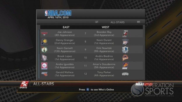 NBA 2K10 Screenshot #195 for Xbox 360