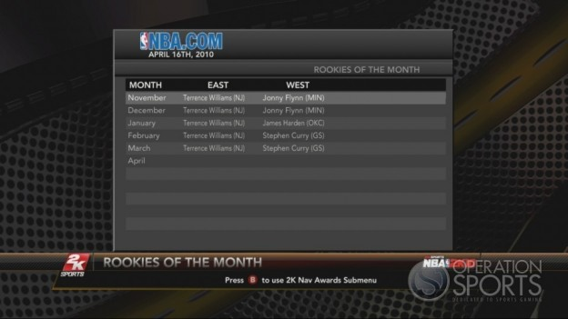 NBA 2K10 Screenshot #199 for Xbox 360