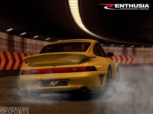 Enthusia Professional Racing Screenshot #1 for PS2