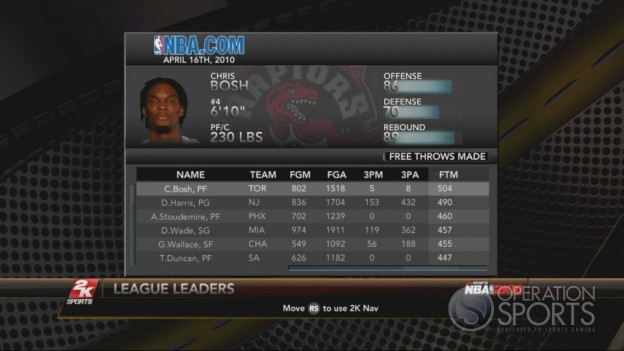 NBA 2K10 Screenshot #211 for Xbox 360