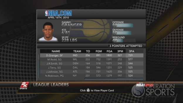 NBA 2K10 Screenshot #212 for Xbox 360