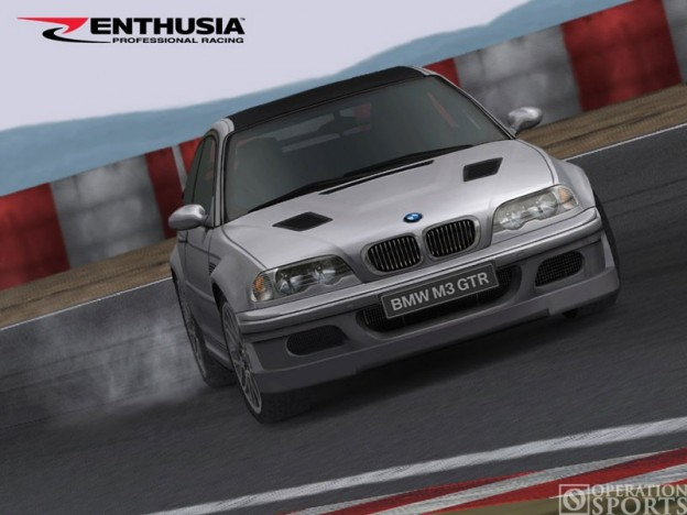 Enthusia Professional Racing Screenshot #3 for PS2