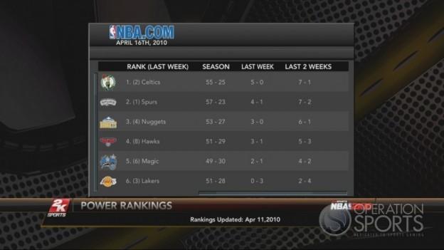 NBA 2K10 Screenshot #238 for Xbox 360