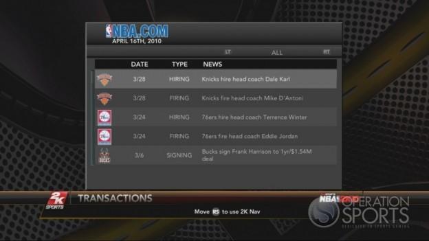 NBA 2K10 Screenshot #248 for Xbox 360