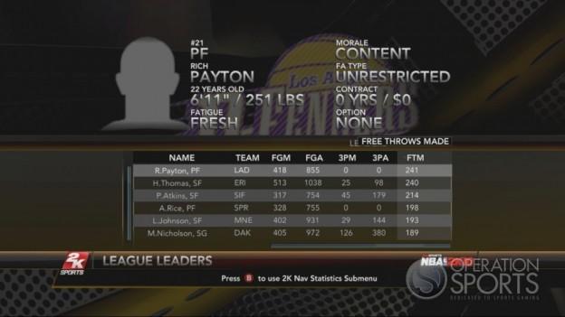 NBA 2K10 Screenshot #254 for Xbox 360