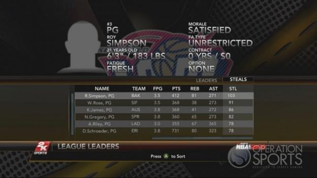 NBA 2K10 Screenshot #261 for Xbox 360