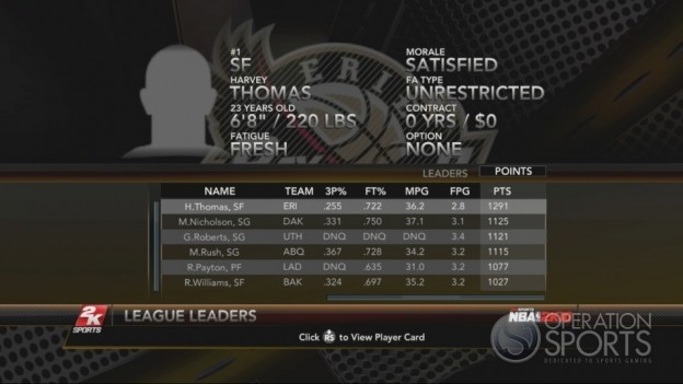 NBA 2K10 Screenshot #264 for Xbox 360
