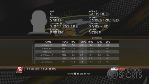 NBA 2K10 Screenshot #275 for Xbox 360