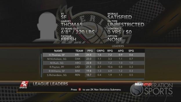 NBA 2K10 Screenshot #276 for Xbox 360