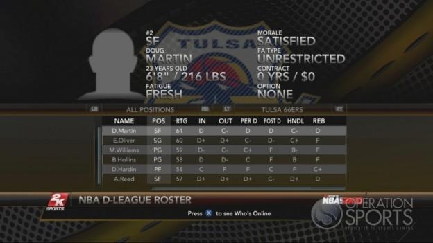 NBA 2K10 Screenshot #284 for Xbox 360