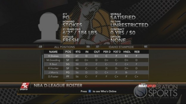 NBA 2K10 Screenshot #289 for Xbox 360