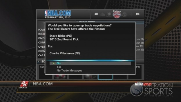 NBA 2K10 Screenshot #293 for Xbox 360