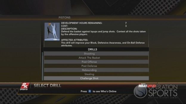 NBA 2K10 Screenshot #322 for Xbox 360