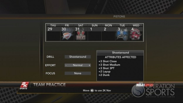 NBA 2K10 Screenshot #335 for Xbox 360