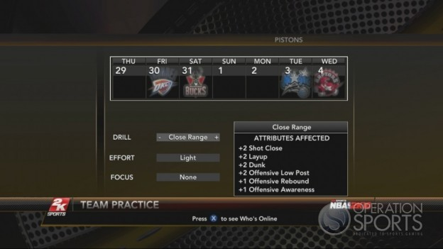 NBA 2K10 Screenshot #338 for Xbox 360