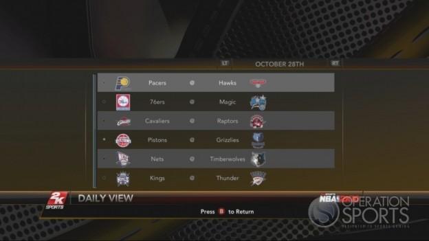 NBA 2K10 Screenshot #345 for Xbox 360