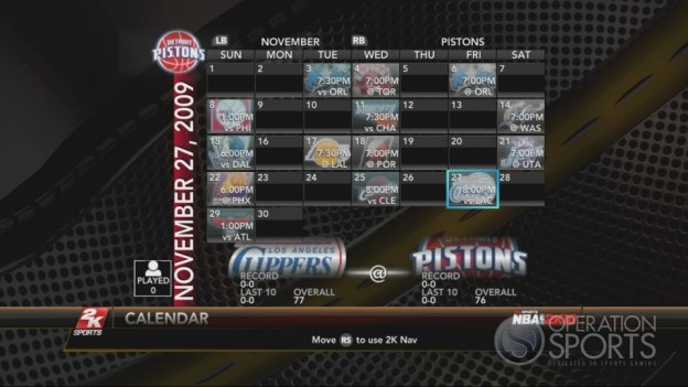 NBA 2K10 Screenshot #347 for Xbox 360