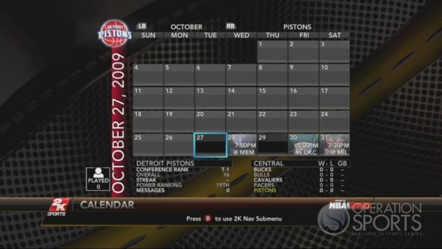 NBA 2K10 Screenshot #348 for Xbox 360
