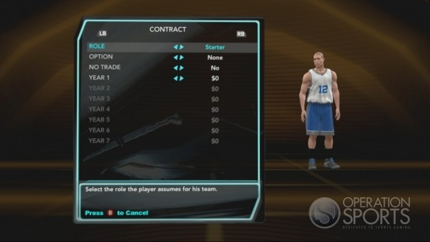NBA 2K10 Screenshot #349 for Xbox 360