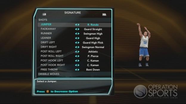 NBA 2K10 Screenshot #352 for Xbox 360