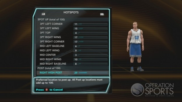 NBA 2K10 Screenshot #354 for Xbox 360