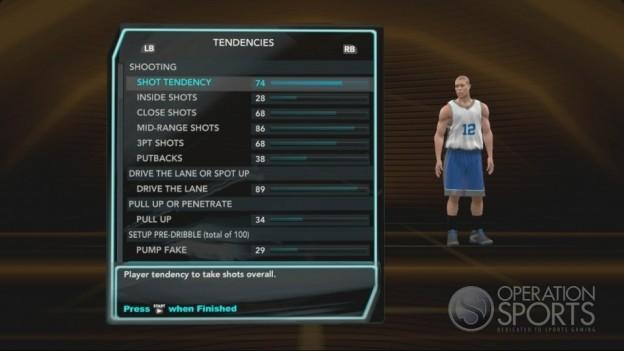 NBA 2K10 Screenshot #361 for Xbox 360