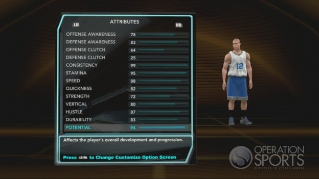 NBA 2K10 Screenshot #363 for Xbox 360