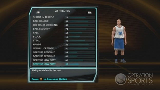 NBA 2K10 Screenshot #364 for Xbox 360