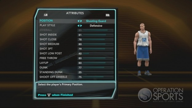 NBA 2K10 Screenshot #365 for Xbox 360