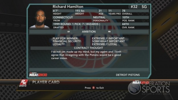 NBA 2K10 Screenshot #376 for Xbox 360