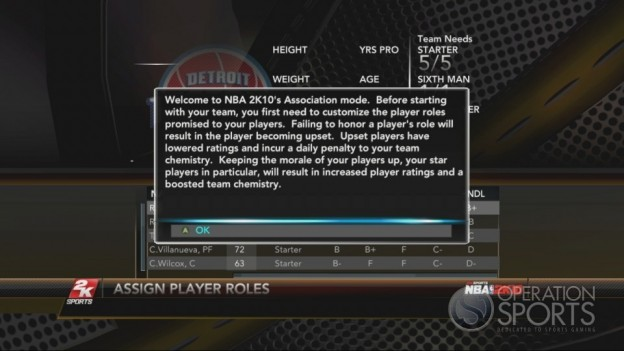 NBA 2K10 Screenshot #378 for Xbox 360