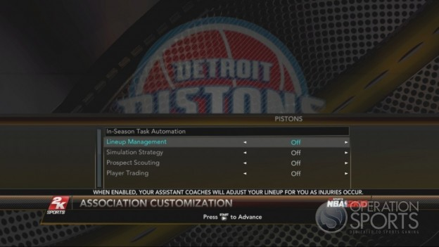NBA 2K10 Screenshot #385 for Xbox 360