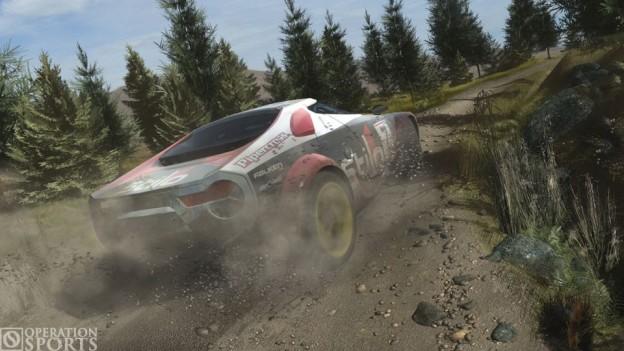 DIRT: Colin McRae Off-Road Screenshot #2 for Xbox 360