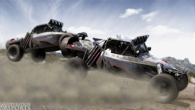 DIRT: Colin McRae Off-Road Screenshot #3 for Xbox 360