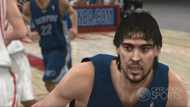 NBA 2K10 Screenshot #460 for Xbox 360
