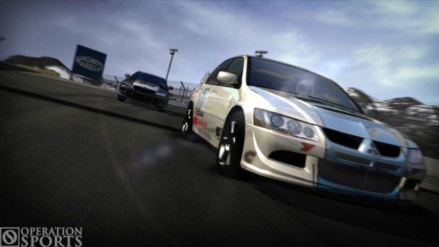 Forza Motorsport 2 Screenshot #1 for Xbox 360