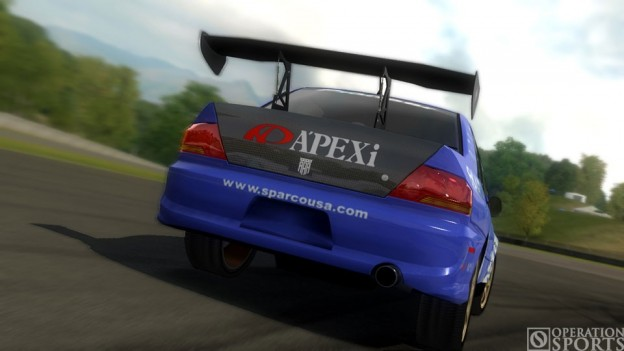 Forza Motorsport 2 Screenshot #3 for Xbox 360