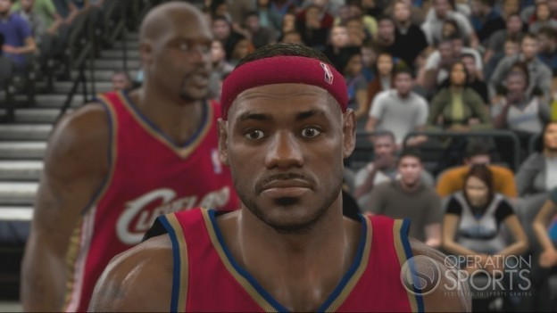 NBA 2K10 Screenshot #490 for Xbox 360