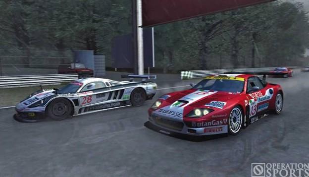 GTR 2 FIA GT Racing Game Screenshot #1 for PC