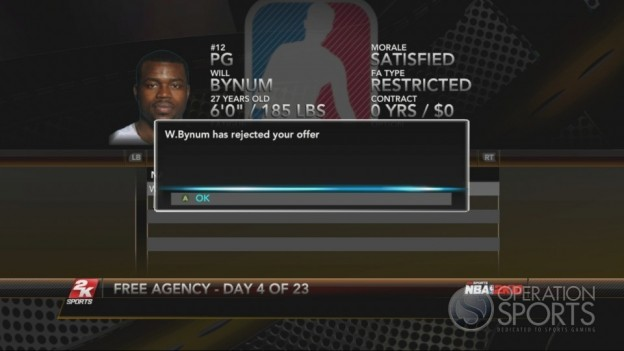 NBA 2K10 Screenshot #554 for Xbox 360